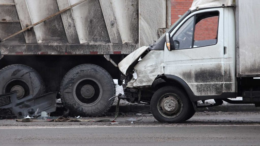 truck accident claim
