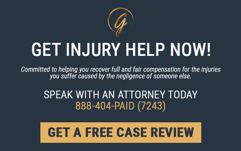 Get Injury Help Now