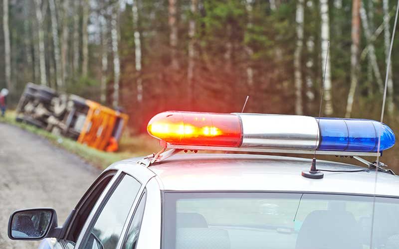 what causes truck accidents